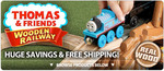 COTD Thomas Tank Engine $20 Sets & Talking Trains $7.95/$9.95 Code 4 $30 off Misty Set Free Ship