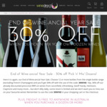 30% off Pick Your Own Mixed Dozens at Winedirect.com.au