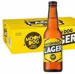 [eBay Plus] Moon Dog Lager 330ml Bottles (24 Pack) $39 Delivered @ Moon Dog Brewing via eBay