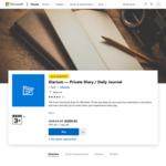 [PC] Diarium - Daily Journal App $9.05. 70% off (Was $29.95)