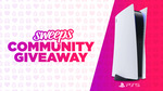 Win a PlayStation 5 from Sweeps