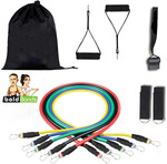 Home Gym Resistance Bands Set £6.70 (~A$12) @ Bold Bands