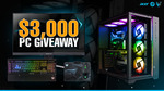 Win a PC & Peripherals worth $3000 from Acer, PowerGPU & DNP3