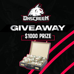 Win 1 of 4 $250 from OnScreen
