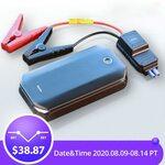 Baseus Jump Starter 800A US$44.95 (A$62.73) @ BASEUS AutoTreasure Store via Aliexpress