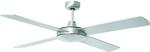Mercator/Brilliant Fan Sale: Brilliant 1200 Brushed Nickel Fan $89 (Was $169) + $15 Delivery (or Free C&C) & More @ BDLT