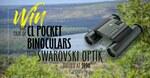Win a Set of Swarovski Optik CL Pocket Binoculars Worth $990 from Great Australian Outdoors