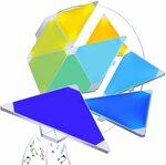 Nanoleaf Smarter Kit - Rhythm 9 Pieces $244, Canvas 9 Pieces $244 Delivered @ Amazon AU