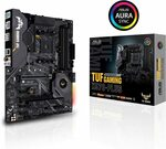 ASUS AM4 TUF Gaming X570-Plus ATX Motherboard $242.14 + Shipping (Free with Prime) @ Amazon US via AU