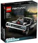 LEGO Technic Dom's Dodge Charger 42111 $119 Delivered @ Target ($119.20 + Delivery or Free C&C @ Big W)