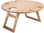 Over 50% off RRP - Stanley Rogers Picnic Round Table 50cm $66 (RRP $140) + Postage @ Peter's of Kensington