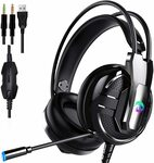 Proxima Direct Gaming Headset Headphone $32.39 + Delivery ($0 with Prime/ $39 Spend) @ Profits via Amazon AU