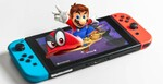 Win a Nintendo Switch ($469) and a Copy of Super Mario 3D All-Stars ($69) from The Brag Media