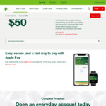 St George Complete Freedom Everyday Bank Account - New Accounts - Get $50 When Deposit $500 within 30 Days