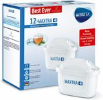 Brita Maxtra+ Filter 12-Pack $67.29 + Delivery ($0 with Prime) @ Amazon UK via AU