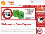 $5 for Samsung E3210 @ Coles Express when Recharge $30 Optus