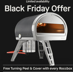 Free Turning Peel and Cover with Purchase of Gozney Roccbox Pizza Oven $799 Delivered @ Gozney