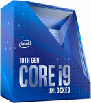 Intel 10th Gen Core i9-10900K CPU (No CPU Cooler) $699 + Delivery (Free C&C) @ PC Byte