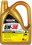 Nulon Full Synthetic 5W-30 Long Life Engine Oil 5L $24.99 (Was $64.99) in-Store Only @ Autobarn