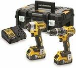DeWALT DCK266P2T-XE 18V 2 Piece Cordless Combo Kit W/ 2 x 5Ah Batteries $444 at Bunnings