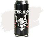 Stone X Metallica Enter Night Pilsner 24 Can Case - $59 + Shipping (Free Shipping with $75 Spend) @ Craft Cartel