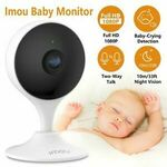 Imou Cue 2 Wi-Fi IP FHD Baby Monitor, AI Human Detection, 2-Way Talk (Local Stock) $37.49 Delivered @ Imou Official AU eBay