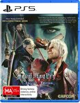 [PS5] Devil May Cry 5 Special Edition $39 Delivered @ Amazon AU (Out of Stock at JB Hi-Fi)