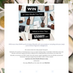 Win More than $500 Worth of Urban Rituelle Self-Care Products from Urban Rituelle