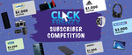 """Win a 13"""" MacBook Air or 1 of 18 Gift Card/Electronic Gadget Prizes from Click Frenzy"""