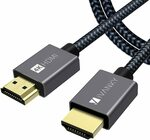 IVANKY 4K HDMI 2.0 Cable 3m $6.99 + Delivery ($0 with Prime/ $39 Spend) @ Rampowdirect Amazon AU