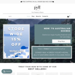 15% off Storewide + Free Shipping with $60 Spend @ Pyli (Greek Skin & Hair Care Products)