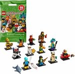 LEGO Minifigures Series 21 71029 Limited Edition Building Kit $3 + Delivery ($0 with Prime/ $39 Spend) @ Amazon AU