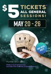 [VIC, NSW] $5 Tickets All General Sessions @ Palace Cinemas