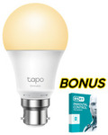 [Afterpay] TP-Link Tapo Wi-Fi Light Bulb $10, Aerocool Charger $10, 4 Outlet 5 USB PowerStrip $60.5 Delivered @ HT eBay/Amazon