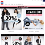 [VIC] Free Shipping On All Orders (No Minimum Spend) @ Just Jeans