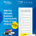 Win a ~ $3950 Business Prize Pack from Aussie Broadband [ABN Req]