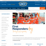 [First Responders] 30% off Storewide in-Store, Excludes Gift Cards, Rain Checks, Lay-Bys and Clearance @ BCF
