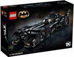 LEGO 76139 DC Super Heroes 1989 Batmobile $295 Delivered @ Amazon AU