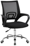 Artiss Cody Black Mesh Office Chair $56.66 Delivered Only @ Timeless Living via Bunnings Marketplace