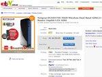 NetGear DGND3700 Gigabit + Dual Band N600 ADSL2+ Modem Router $160 Shipped