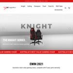 30% off Gaming Chairs @ Ewin Racing