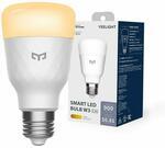60% off Xiaomi Yeelight Smart LED Bulb W3 (Dimmable) $13.58 (Was $33.95) + Delivery ($0 with $100 Order) @ Yeelight Australia