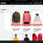Champion Reverse Weave Hoodies from $27 + Delivery (Free for Members) @ Bonds