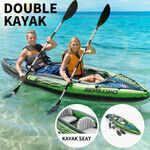 Intex Challenger Inflatable Kayak K2 $184.99 ($179.39 with eBay Plus) + Delivery ($0 to Select Areas) @ Sello Products eBay