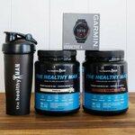 Win a Garmin Vivoactive + Protein Powder from The Healthy Man