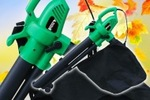 $69 Three-in-One Variable Speed Electric Leaf Blower, Includes Nationwide Delivery ($299 Value)