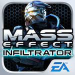 Mass Effect Infiltrator for iOS - $2.99 (Normally $4.99)