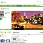Happy Wars - Xbox 360 Arcade Game FREE