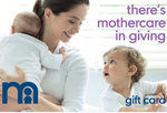 MOTHERCARE Giftcard 40%OFF $500 Value for $300 + $8 P&H [Only 96 Left]
