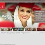 15% off Emirates Flights Booked through Website